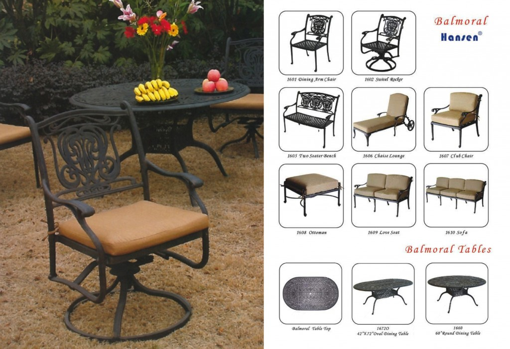 Patio Furniture Litehouse Pools Spas Wooster OH - Hansen patio furniture